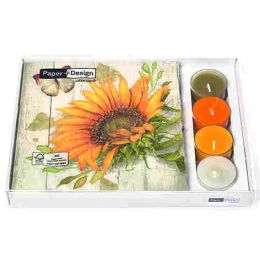 Kombibox Vitage sunflower