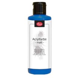 Viva Acrylfarbe Blau, 90ml