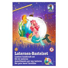 Laternen Bastelset Easy Line MEERJUNGFRAU, 1 Stück
