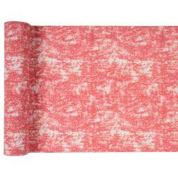 Tischläufer Geo rot 28cm x 5m, 1 Rolle