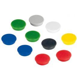 Franken Magnete 32 mm 800g farbig Sortiert,10 Stück