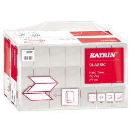 Katrin Falthandtuch ZZ-Falz, 2 lagig  24,4x23cm, 3150 Stück