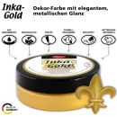 Viva Inka Gold Stahlblau, 62,5g Dose