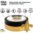 Viva Inka Gold Grün-Gelb, 62,5g Dose