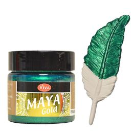 Viva Maya Gold Smaragd 45ml