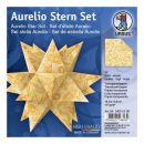 Aurelio Stern Set PAISLY 14,8 x 14,8cm 115g, 33Blatt