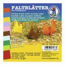 "Faltblatt ""intensiv""  10 x 10cm 65g, 100Blatt"