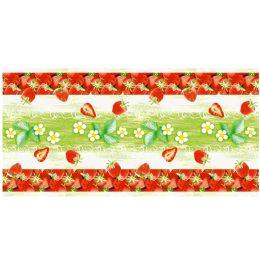 Mank Tischläufer Strawberry 70g Linclass, 24m, 1 Rolle