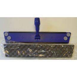 Trapezwischer 60cm, Kunststoff, für Staubbindetuch, 1 Stück