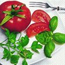 P + D Serviette, Tomato & herbs, 3 lagig, 33x33cm,...