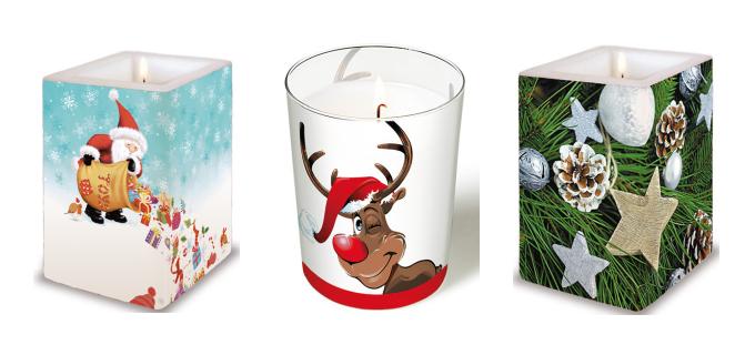 Weihnats - Kerzen